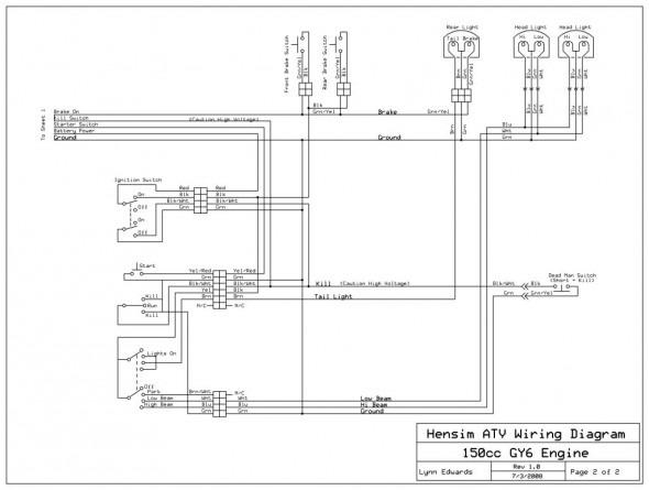 Vip Future Champion Scooter Wiring Diagram