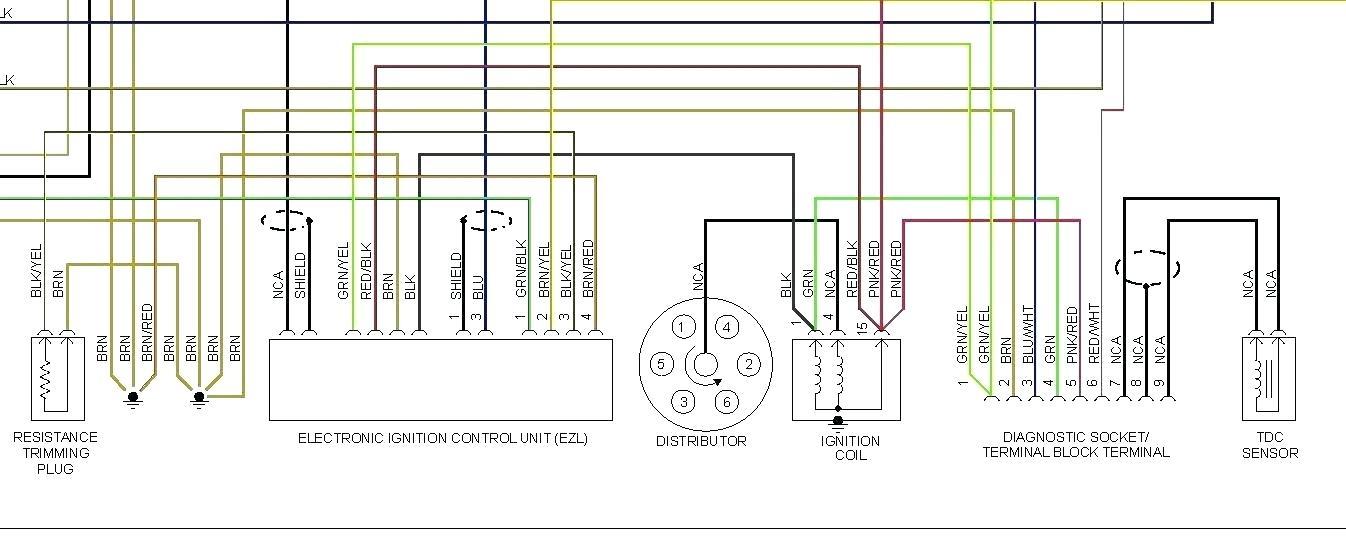 1987 Mercedes 300e Radio Wiring Diagram