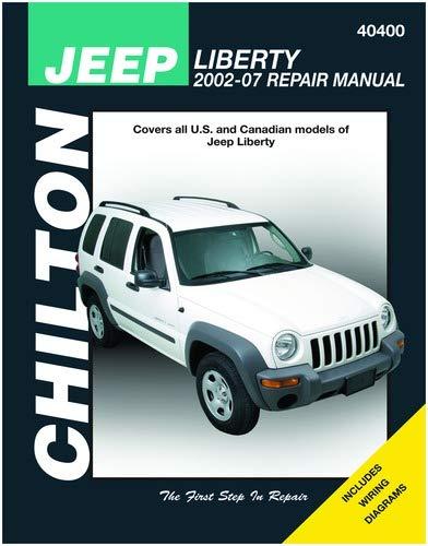 Astonishing Amazon Com Chilton 40400 Jeep Liberty Repair Manual 2002 2012 Wiring Cloud Ostrrenstrafr09Org