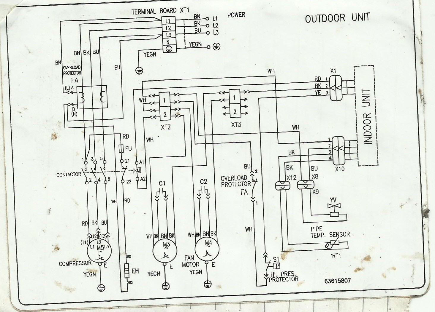 air conditioner wiring diagram for dummies wz 2055  csr wiring ac wiring diagram of window airconditioner  ac wiring diagram of window airconditioner