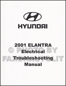 Tremendous 2001 Hyundai Elantra Electrical Troubleshooting Manual Wiring Wiring Cloud Ostrrenstrafr09Org