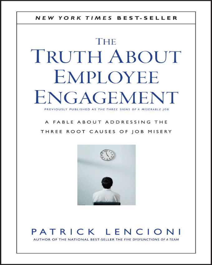 Excellent Buy The Truth About Employee Engagement By Patrick Lencioni Nuria Wiring Cloud Overrenstrafr09Org