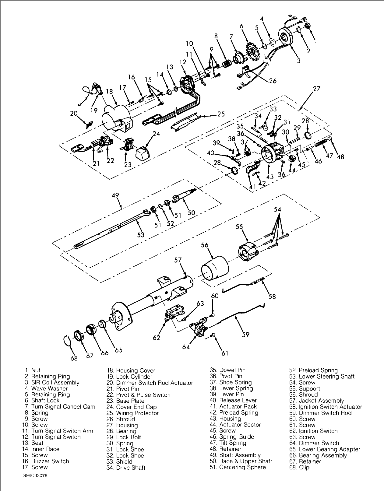 67 Camaro Steering Column Wiring Diagrams Wiring Diagram Local A Local A Maceratadoc It