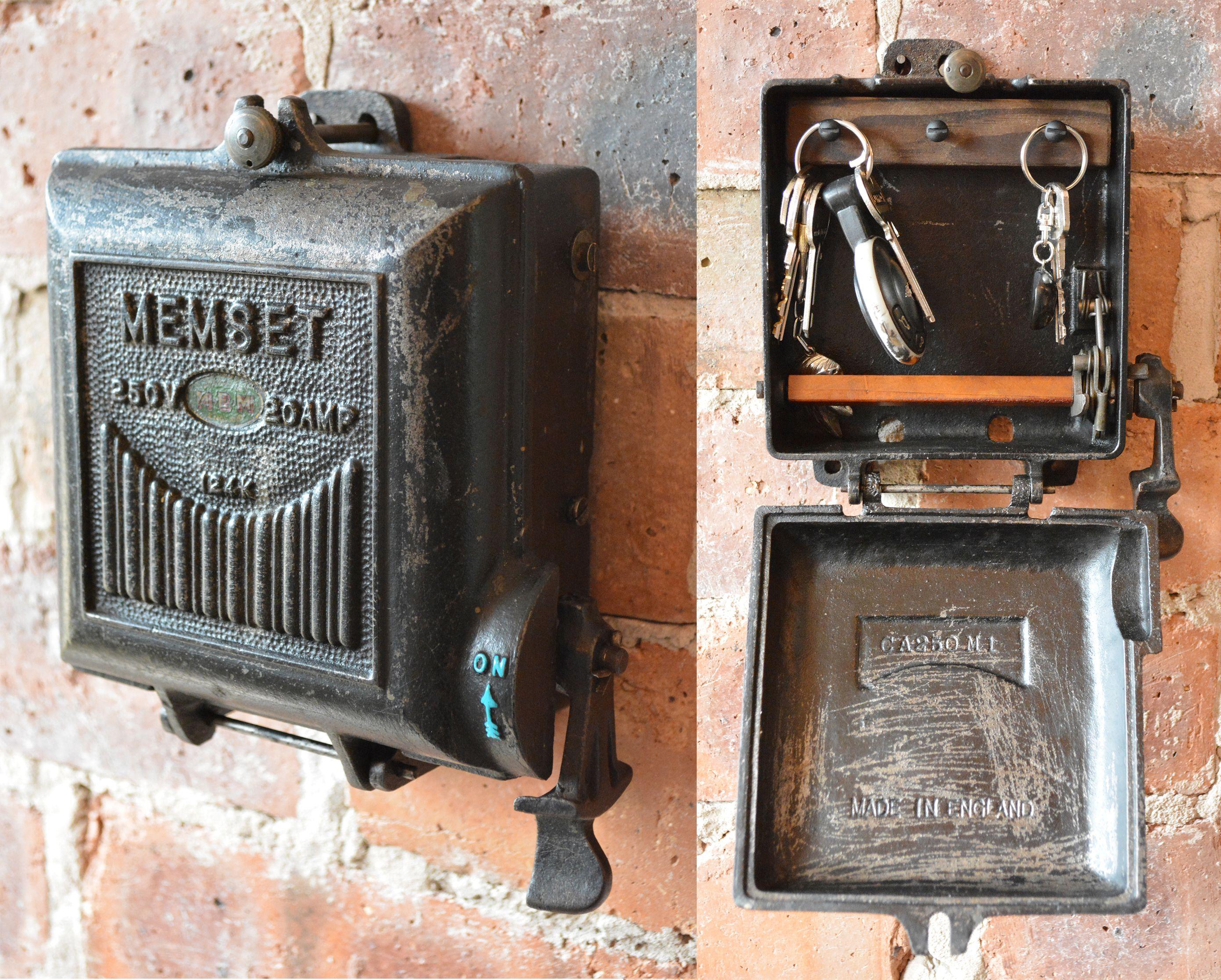 Hv 1712 Vintage Cast Iron Fuse Box Download Diagram