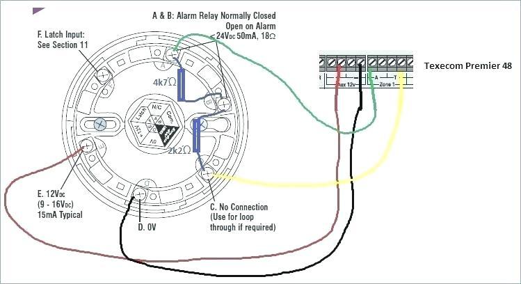 smoke alarms in series wiring diagram  beko electric wiring
