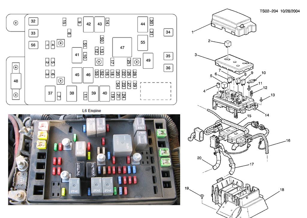 Buick Rainier Wiring Diagram - Wiring Diagrams Databasediamondcarservice.it