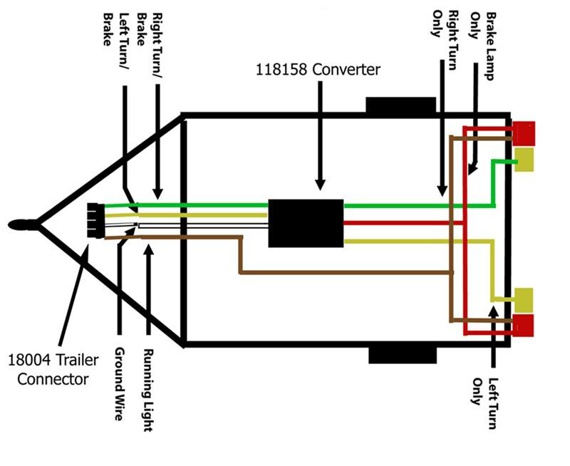 4 wire trailer lights wiring diagram zk 2882  plug wiring diagram furthermore 4 wire trailer lights  plug wiring diagram furthermore 4 wire