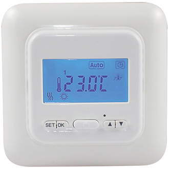 Awe Inspiring Blyss Digital Underfloor Heating Thermostat Underfloor Heating Wiring Cloud Onicaalyptbenolwigegmohammedshrineorg
