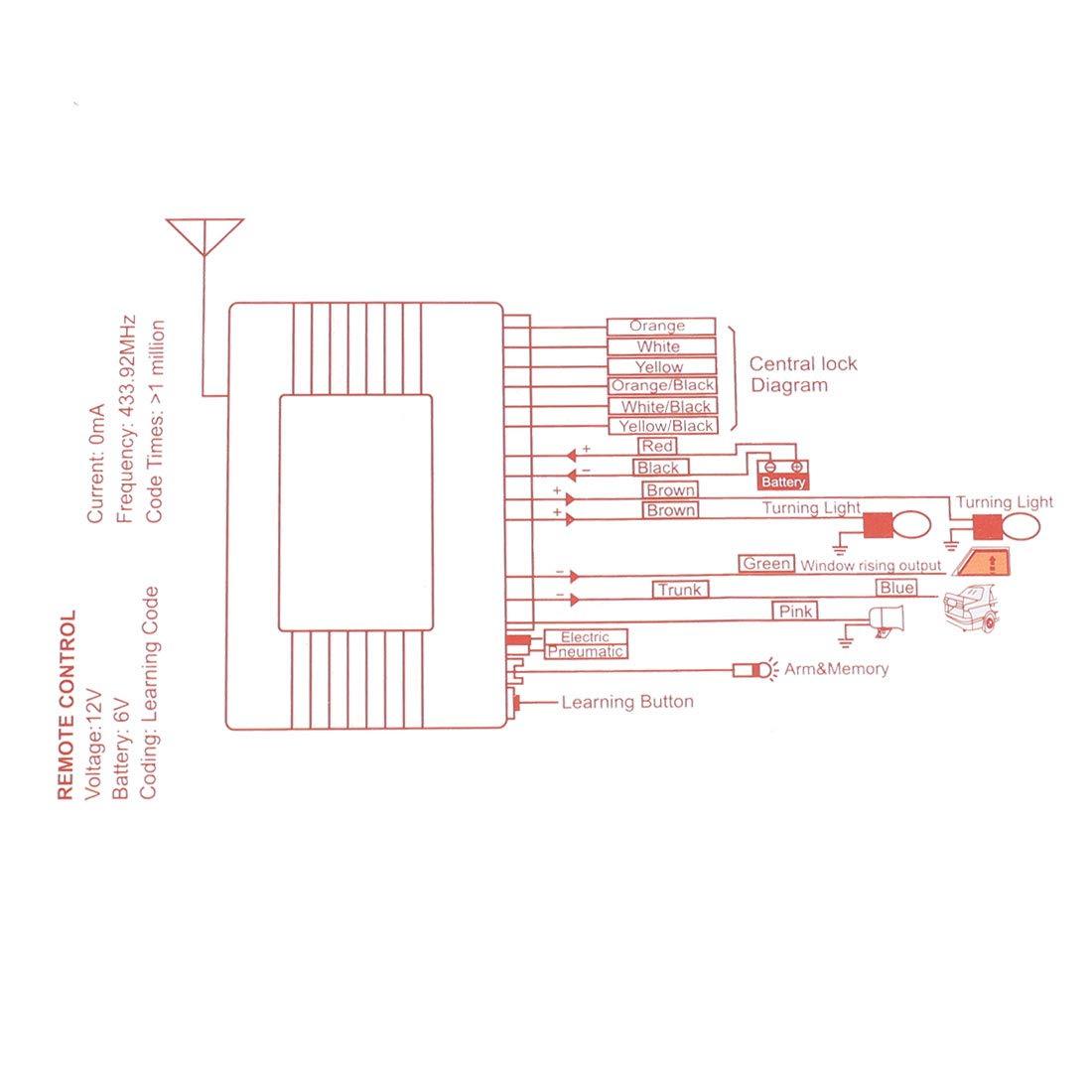 Nt 6934 Central Door Lock Wiring Diagram Wiring Diagram
