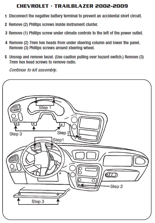2004 impala radio wiring diagram gg 8259  2004 chevrolet trailblazer radio wiring diagram  chevrolet trailblazer radio wiring diagram
