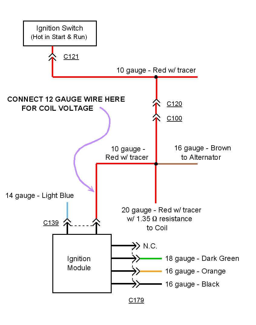 Swell Chevrolet Hei Wiring Diagram Basic Electronics Wiring Diagram Wiring Cloud Apomsimijknierdonabenoleattemohammedshrineorg