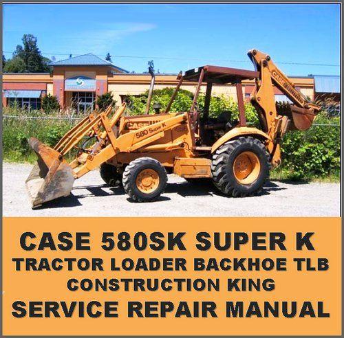 Phenomenal Case 580 Super K 580Sk Loader Backhoe Operators Manual Case Wiring Cloud Xortanetembamohammedshrineorg