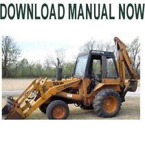 Swell Case Backhoe Manuals Ebay Wiring Cloud Xortanetembamohammedshrineorg