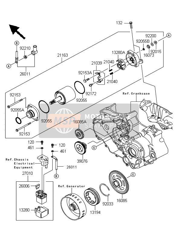 2008 Kawasaki Kfx 450r Wiring Diagram