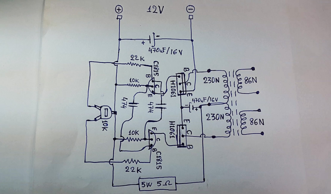 FO_3825] 500W Power Inverter Circuit Tip35C Inverter Circuit And Products  Free DiagramOsoph Unho Momece Mohammedshrine Librar Wiring 101