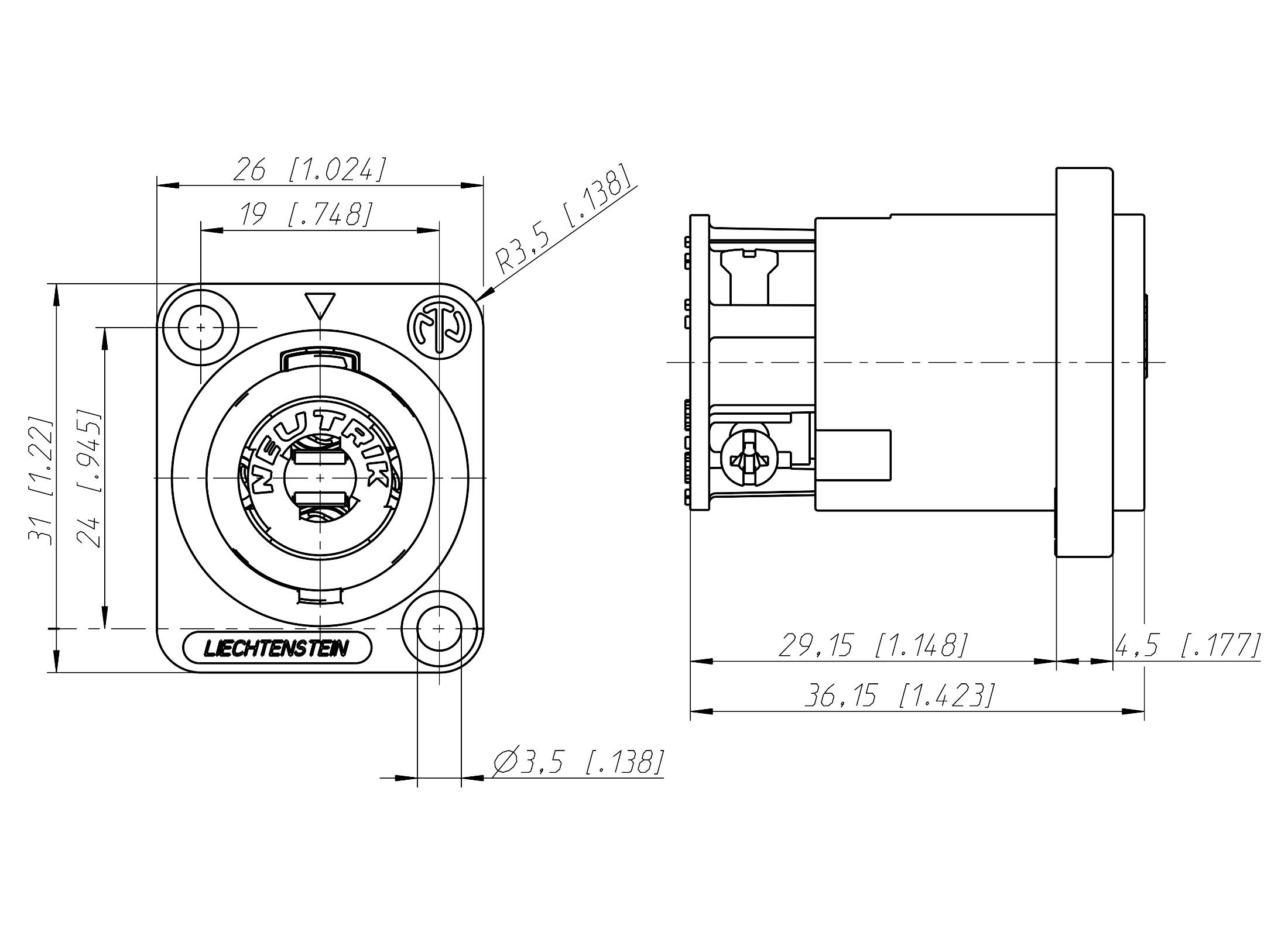 Powercon Wiring Diagram