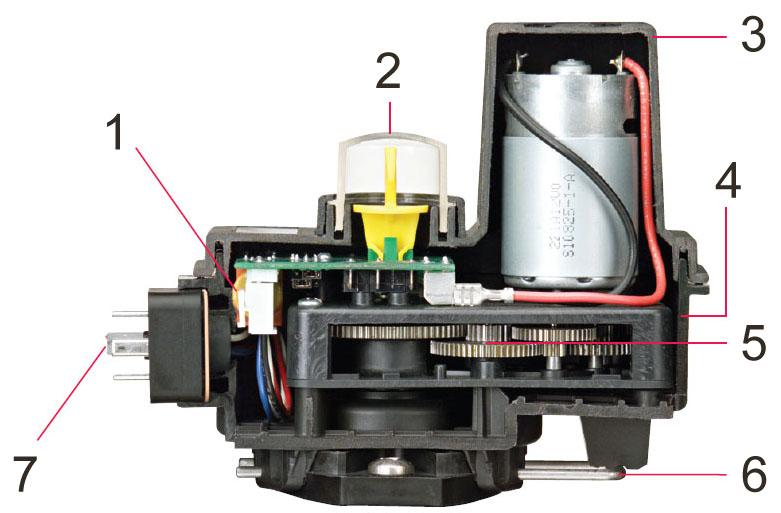 Pleasing Teejet B Style Electric Motor Information Wiring Cloud Rdonaheevemohammedshrineorg