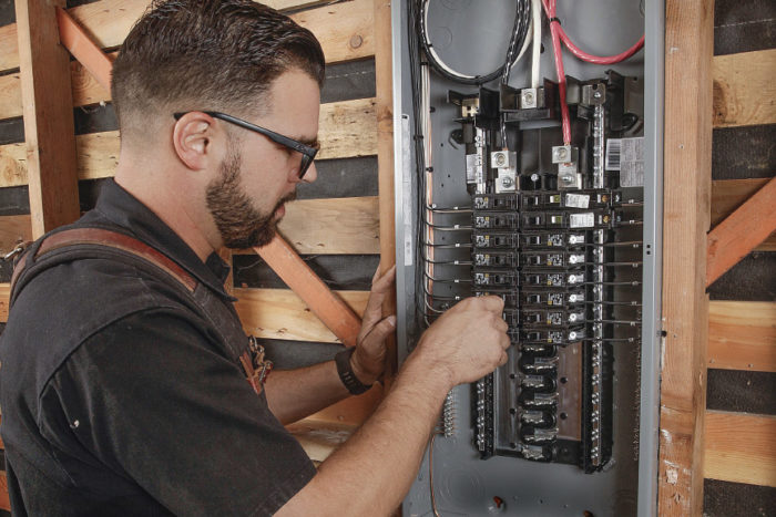 Awe Inspiring How To Install An Electrical Subpanel Fine Homebuilding Wiring Cloud Hisonepsysticxongrecoveryedborg