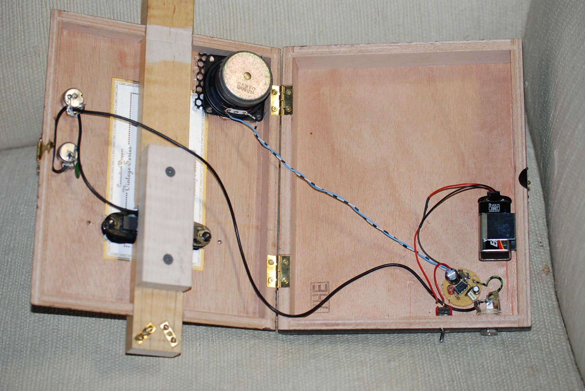 [SCHEMATICS_4ER]  WR_4050] Cigar Box Amp Wiring Diagram Wiring Diagram | Cigar Box Amp Wiring Diagram |  | Unec Cette Mohammedshrine Librar Wiring 101