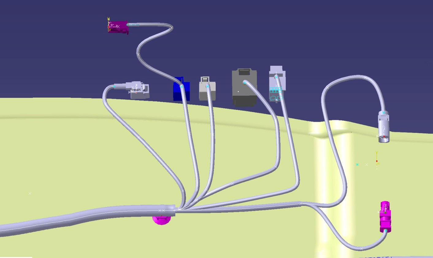 Enjoyable Engineering Services For Cad Design And Routing Of Automotive Cable Wiring Cloud Monangrecoveryedborg