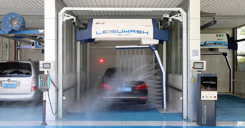 Super Leisuwash Leibao 350 Car Wash Equipment Leisuwash 360 Automatic Wiring Cloud Picalendutblikvittorg