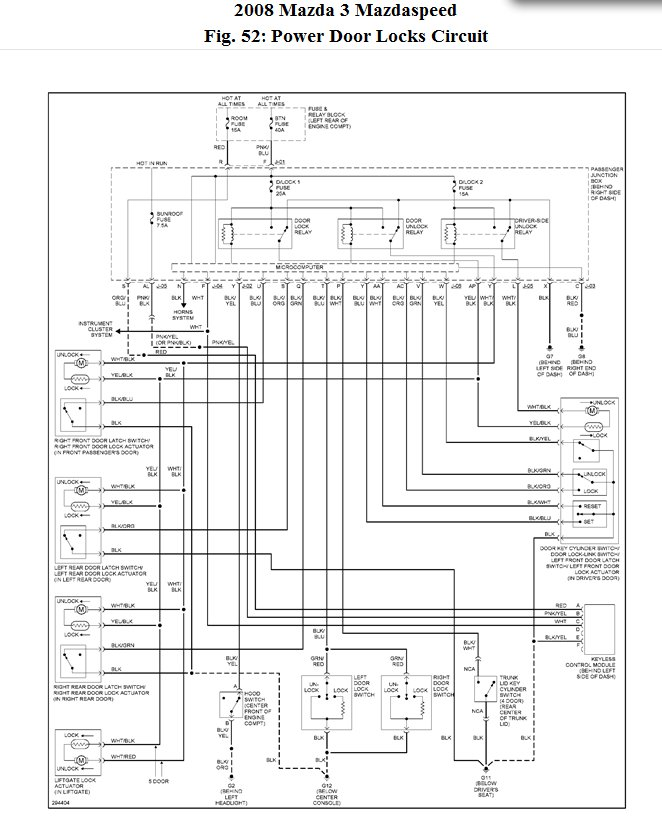 zs4380 mazda 3 wiring diagram door free diagram