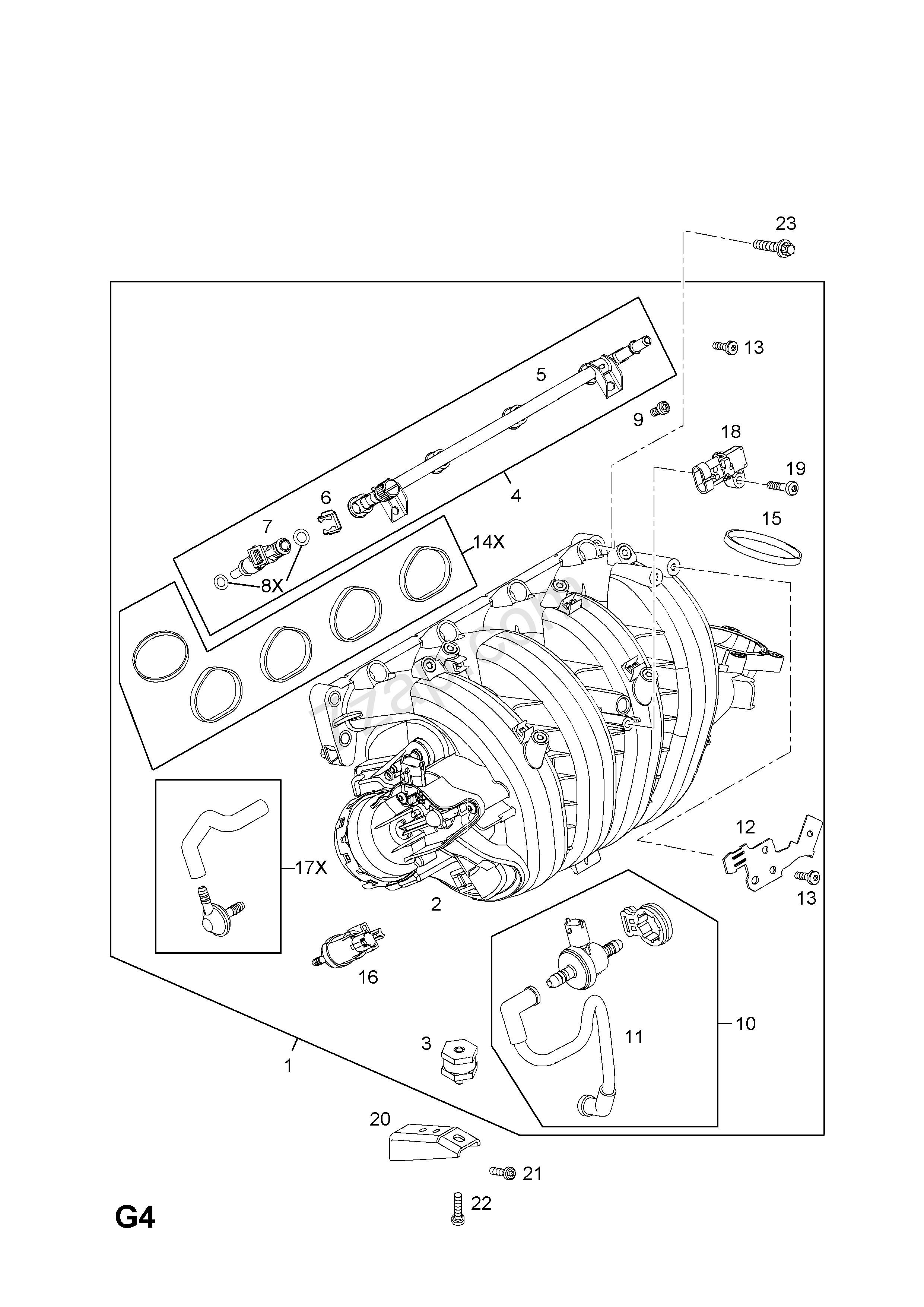 Vauxhall Corsa B Wiring Diagram