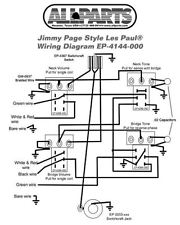 Groovy Allparts Ep 4144 000 Picks Wiring Kit For Jimmy Page Style Les Paul Wiring Cloud Grayisramohammedshrineorg