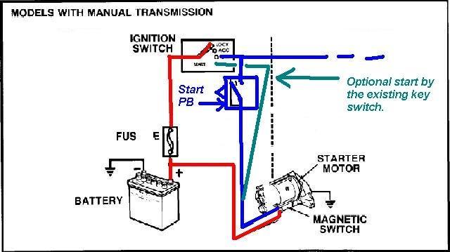 Ya 8255 Push On Start Wiring Diagram Download Diagram
