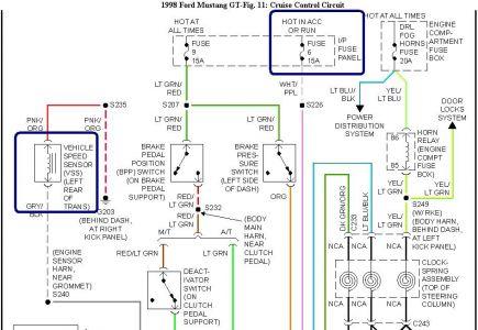 1998 Mustang Gt Wiring Diagram - 1996 Camaro Wiring Diagram for Wiring  Diagram Schematics