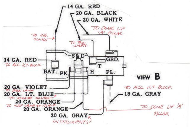1954 chevy headlight switch wiring - 95 saturn stereo wiring diagram for wiring  diagram schematics  wiring diagram schematics