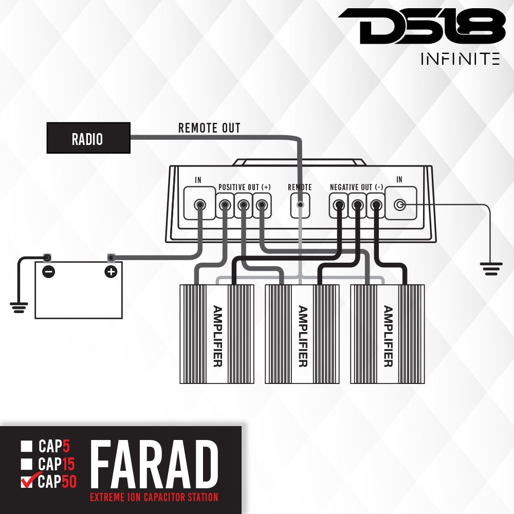 Dy 5166 Stinger Audio Capacitor Wiring Schematic Wiring