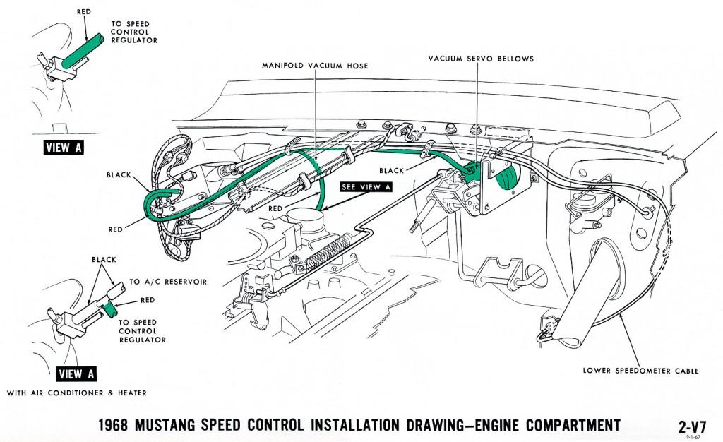 GN_7927] 68 Mustang Vacuum Diagram Schematic WiringBletu Benol Mohammedshrine Librar Wiring 101