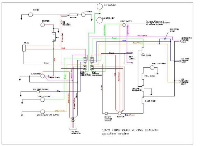 [DIAGRAM_5UK]  KN_9145] Wiring Diagram For Ford 7600 Tractor Free Download Download Diagram | Ford 6610 Wiring Diagram |  | Otaxy Wigeg Mohammedshrine Librar Wiring 101