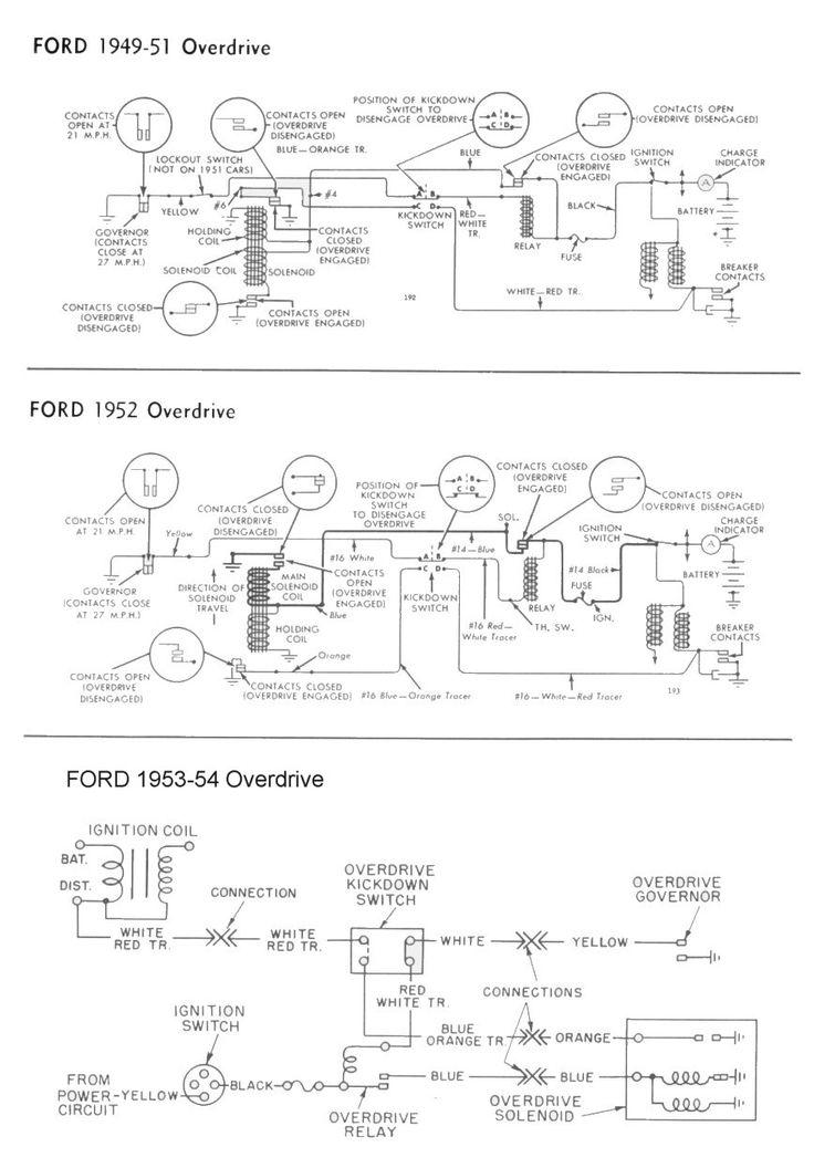 Oz 7434 1956 Ford Turn Signal Wiring Diagram Wiring Diagram