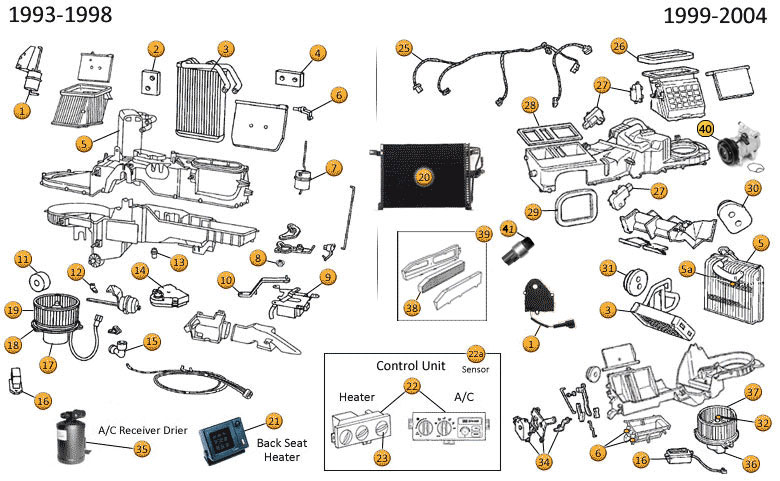 jeep wrangler heater diagram dk 0804  2000 jeep wrangler a c system diagram schematic wiring 2000 jeep wrangler heater wiring diagram jeep wrangler a c system diagram