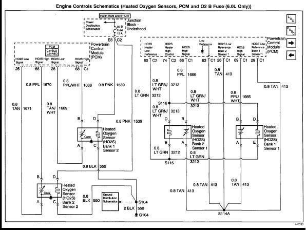 Ky 8195 Gm O2 Sensor Wiring Diagram Further Chevy Silverado O2 Sensor Wiring Wiring Diagram