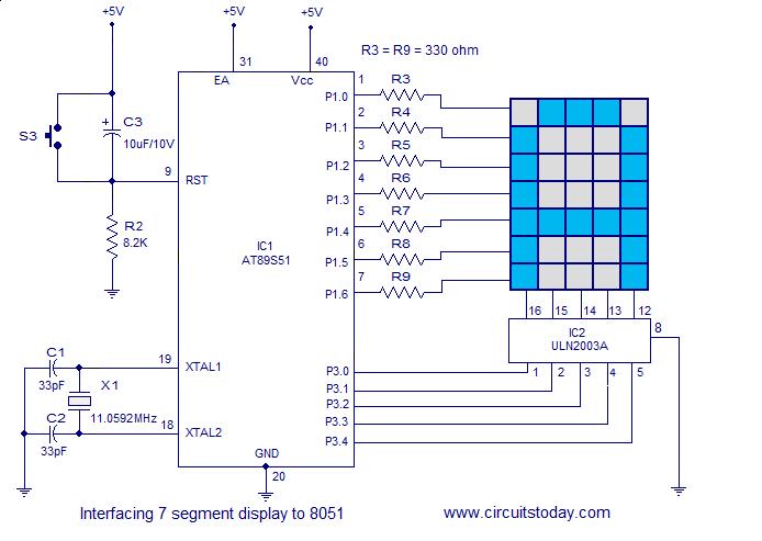[TBQL_4184]  FR_7288] Dot Matrix Led Display Circuit Free Diagram | Led Sign Wiring Diagram |  | Cular Geis Push Grebs Dogan Rele Mohammedshrine Librar Wiring 101