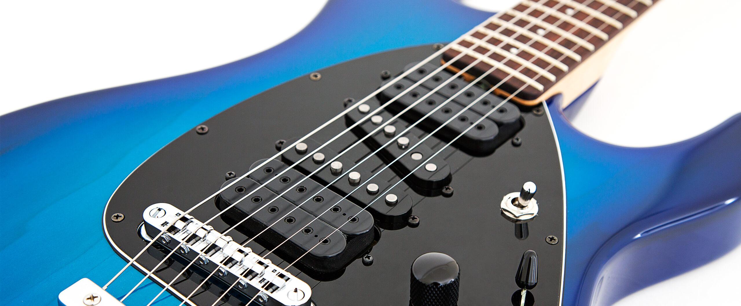 Superb Steve Morse Guitars Ernie Ball Music Man Wiring Cloud Faunaidewilluminateatxorg