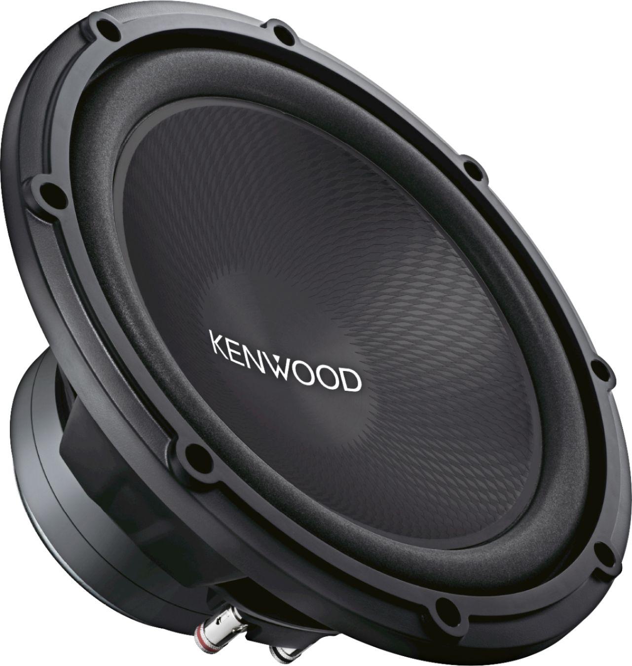 Awe Inspiring Kenwood Road Series 12 Dual Voice Coil 4 Ohm Subwoofer Black Kfc Wiring Cloud Staixaidewilluminateatxorg