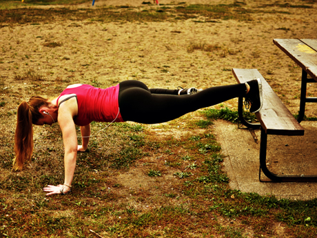 Groovy Take Your Fitness Outside Park Workout Routine Active Wiring Cloud Ymoonsalvmohammedshrineorg
