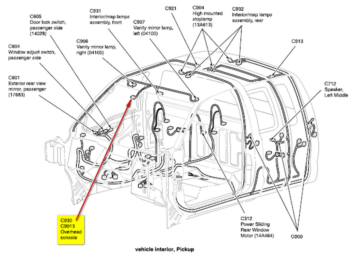 YD_6997] Wiring Diagram 2004 Ford Expedition Front Door Free DiagramSubd Nuvit Atota Emba Mohammedshrine Librar Wiring 101