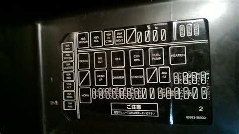 Ls400 Fuse Box - Wiring Diagram SchematicsWiring Diagram Schematics