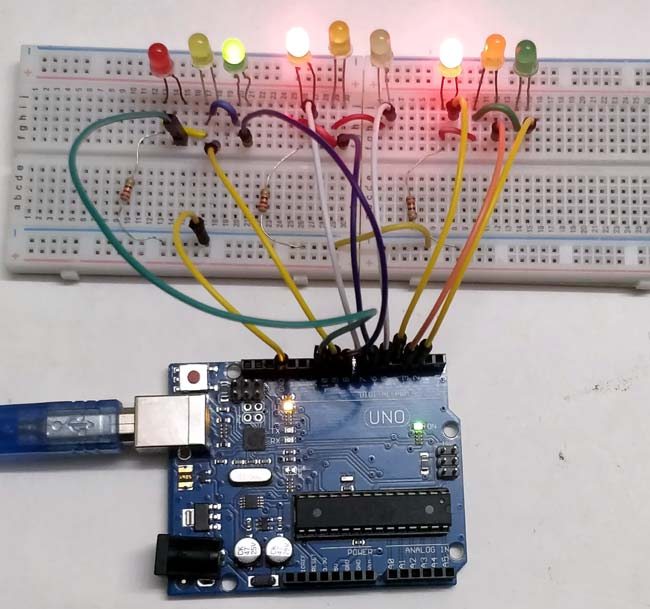 Sf 8487  How To Build A Night Light Circuit Using An