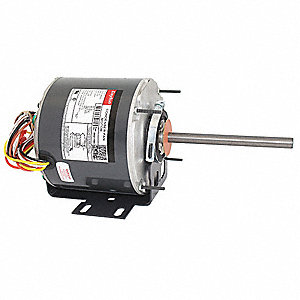 Swell Dayton 1 3 Hp Condenser Fan Motor Permanent Split Capacitor 1075 Wiring Cloud Overrenstrafr09Org