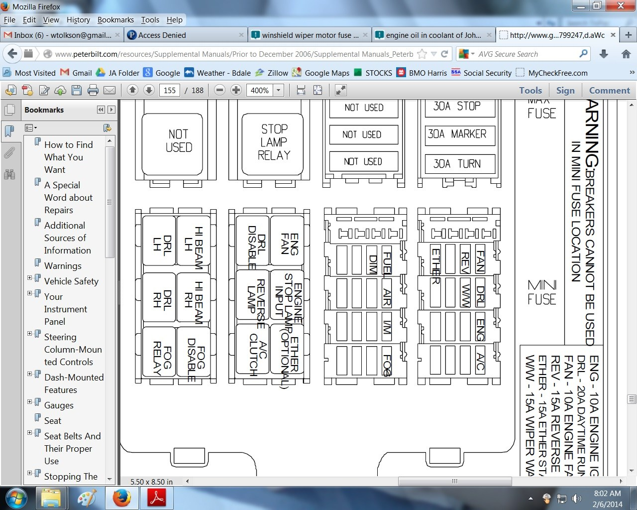 2000 Kenworth T600 Wiring Diagrams - Wiring Diagram