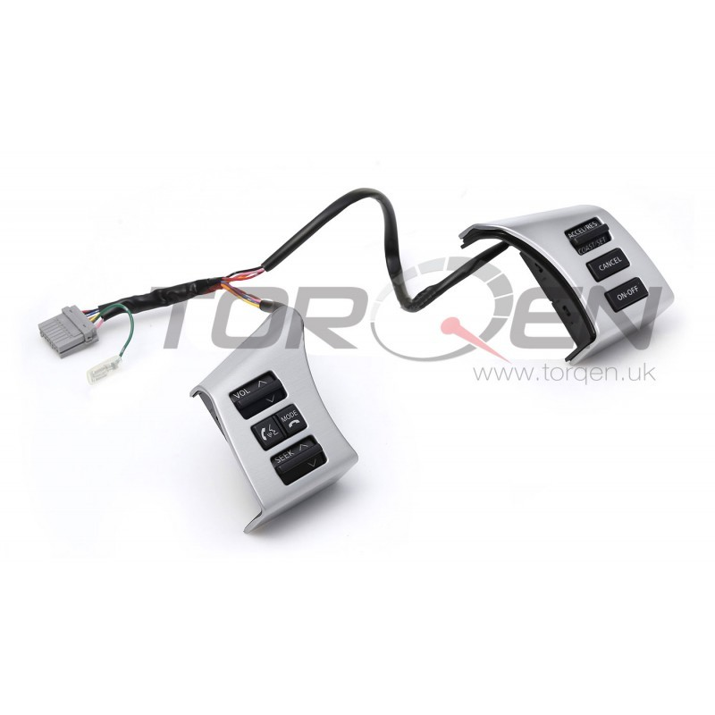 Be 6753 Cruise Control Kit Complete With Genuine Nissan