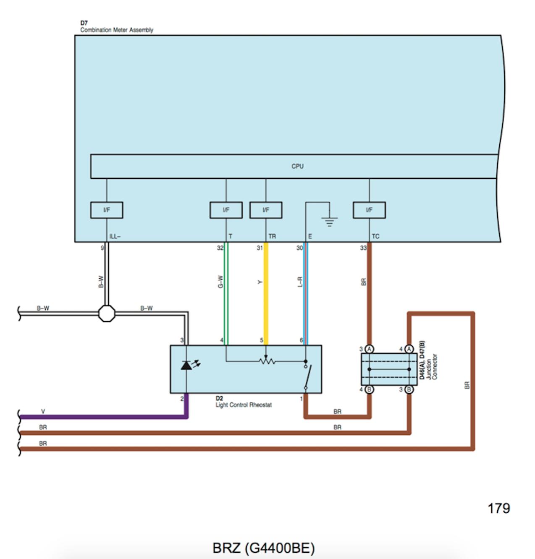 DK_3399 Wiring Diagram Subaru Brz Wiring Diagram