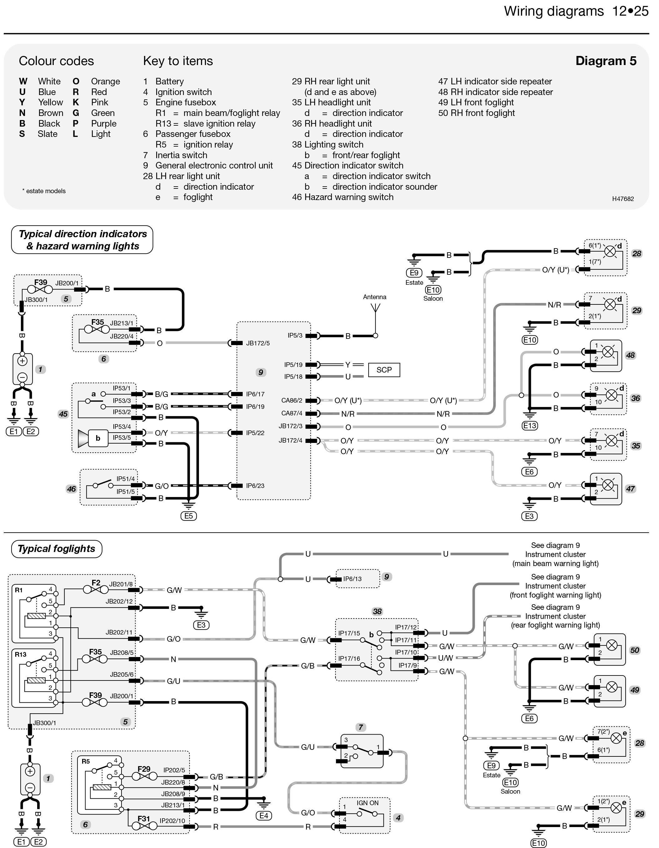 2001 Jaguar Xj8 Stereo Wiring Diagram