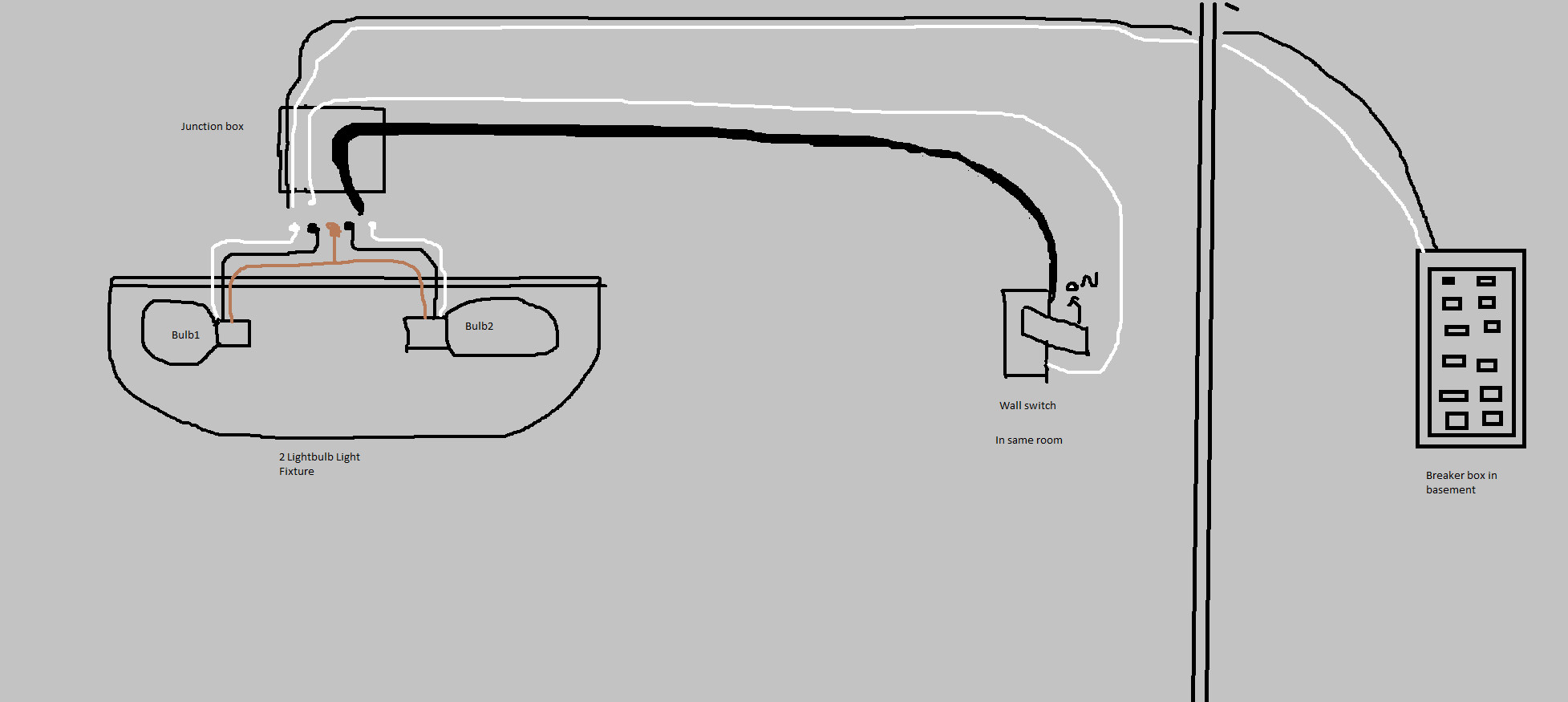 Sz 5631 Home Basic Home Wiring Diagrams Mobile Home Light Switch Wiring Free Diagram